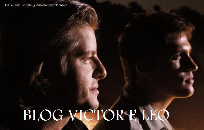 Blog Victor e Leo