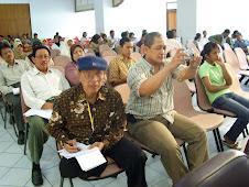 Suasana di Kongres KSI 1 Kudus