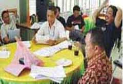 Sidang Formatur KCI V,2007,di Banjarmasin.