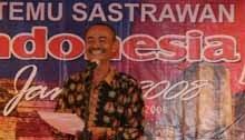Temu Sastra Indonesia 1