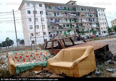 Las fotos prohibidas de la Alemania comunista Pobreza+Espa%C3%B1a