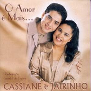 Cassiane e Jairinho - O Amor � Mais - Playback 2001