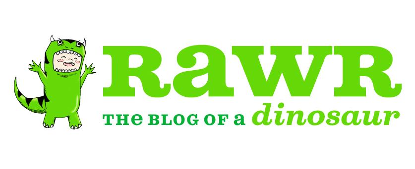 RAWR! The Blog of a Dinosaur!