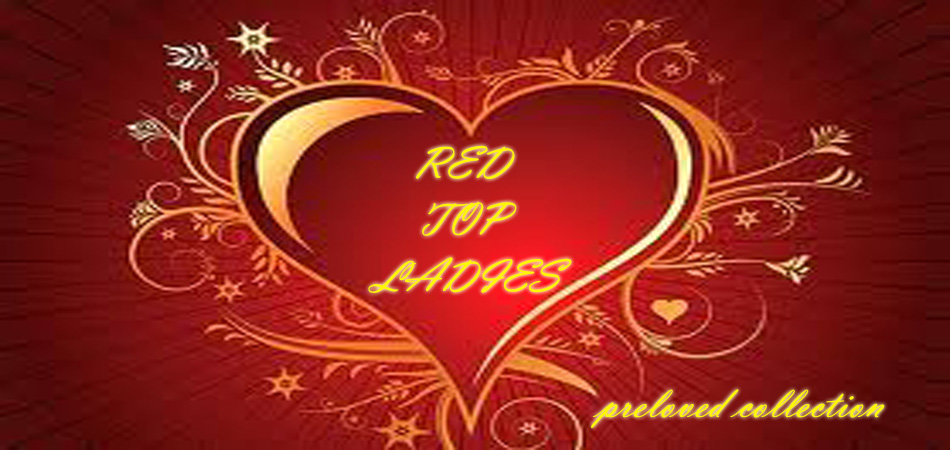 RED TOP LADIES PRELOVED COLLECTION