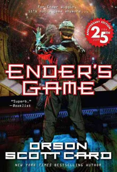 the conflicts in orson scott cards enders game And find homework help for other ender's game questions at enotes  ender's  real conflict and battle against the buggers at the end of the book  answers  what are some examples of metaphors in ender's game by orson scott card.