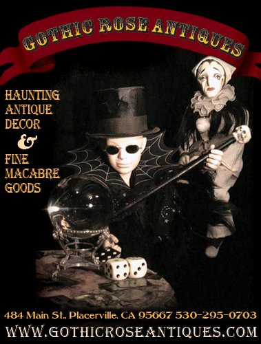 Gothic Rose Antiques &amp; Curiosities
