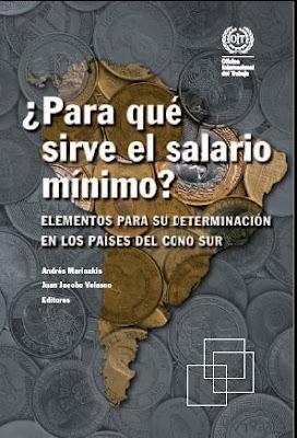 ¿Para qué Sirve el Salario Mínimo? por Andrés Marinakis