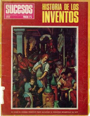 Historia de los Inventos por Patricio Barros