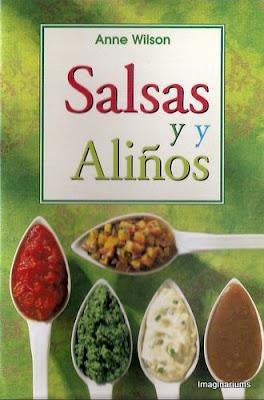 Salsas y Aliños por Anne Wilson