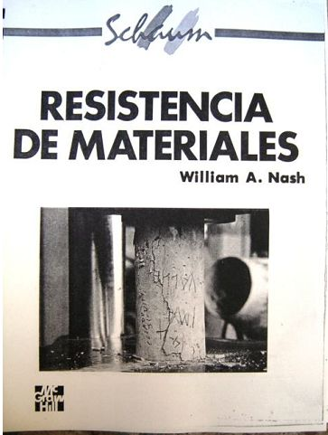 Libros: Resistencia De Materiales William Nash PDF
