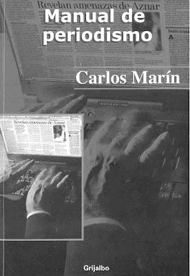 Manual de periodismo por Carlos Marín