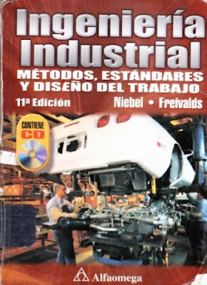 Ingeniería Industrial por Benjamin Niebel & Freivalds