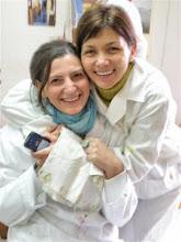 Toñi  y Ana