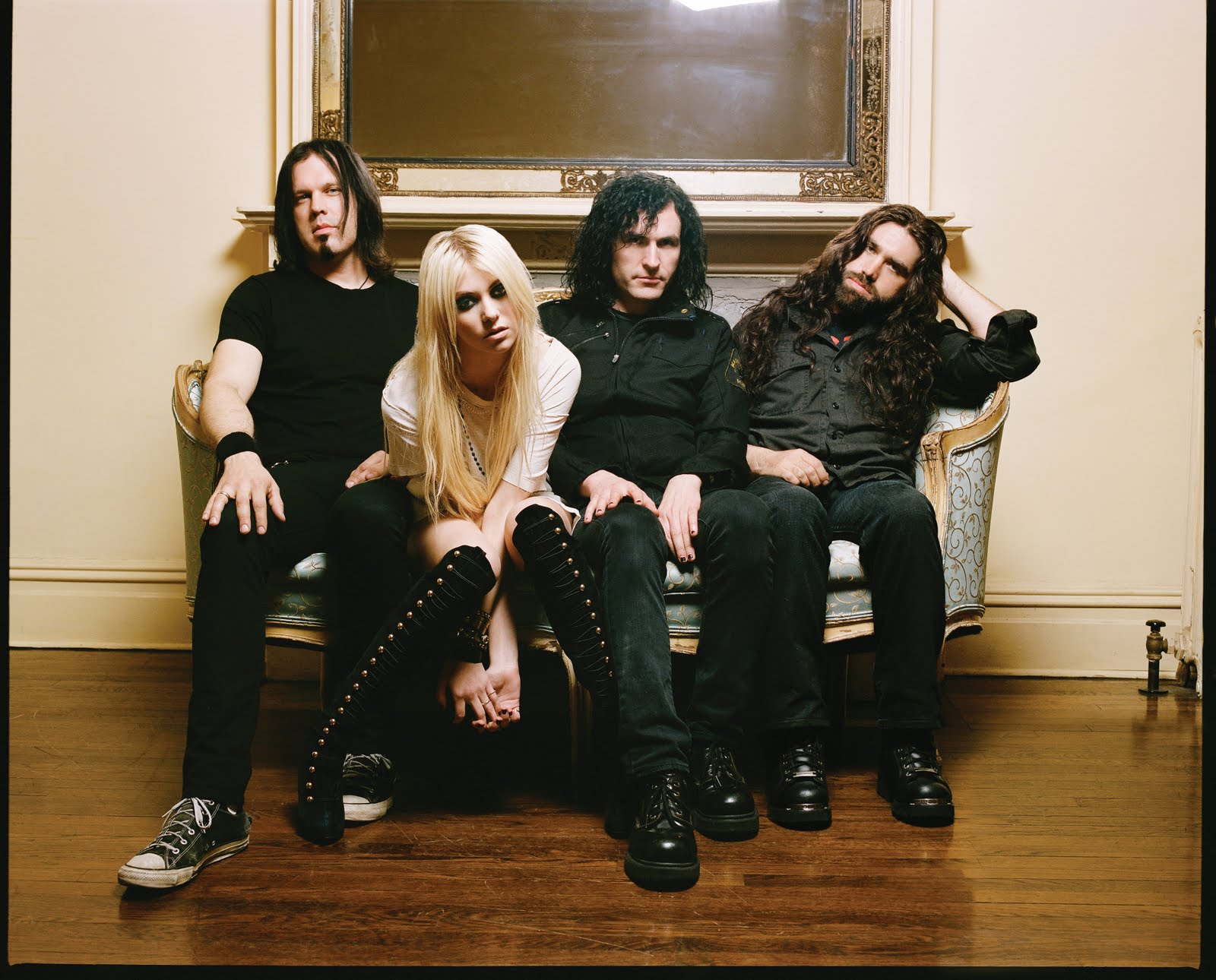 Freakishly Beautiful: Warped Tour and The Pretty Reckless Taylor Momsen Posters