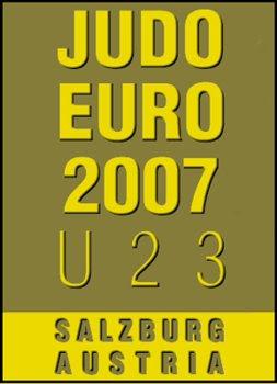 Logo Salzburg 2007 Judo