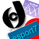 Logos d'alguns dels clubs participants a la Lliga Catalana de Clubs