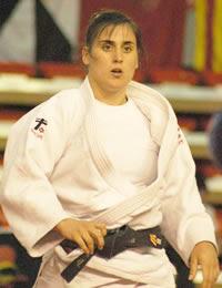 La catalana Marta Tort, en una imatge del passat Campionat d'Espanya Sub-23 | © Arajudo.com