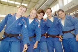 L'equip femení de Catalunya, primer classificat