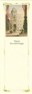 venecia venezia torre dell'orologio