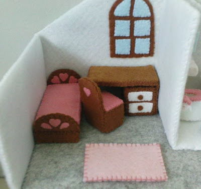 "Dollhouse China & Dishes in 1"" Scale from Fingertip Fantasies"