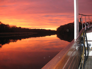 Click to see Waccamaw River Sunrise