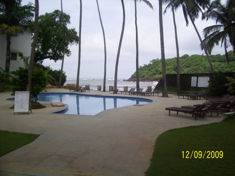 private beaches in goa. O#39;Pescador has a private