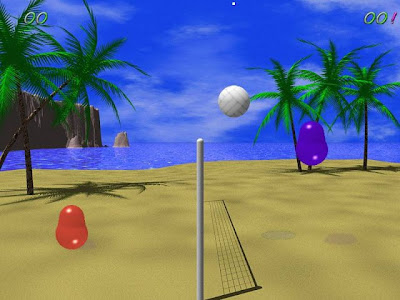 Blobby Volley 2 screenshot
