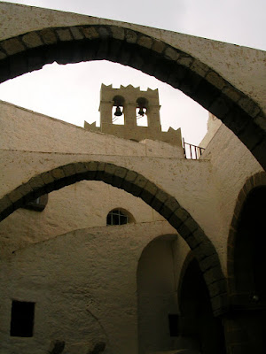 Edwards in Greece: The Monastery of St John the Theologian