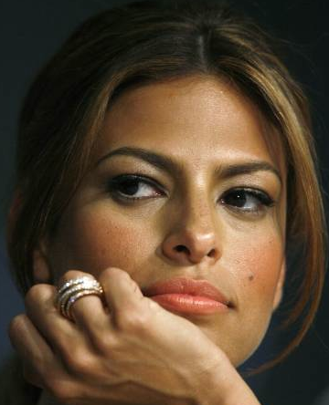 Actress from the movie Hitch Eva Mendez, 36 years old, admitted happy if ...