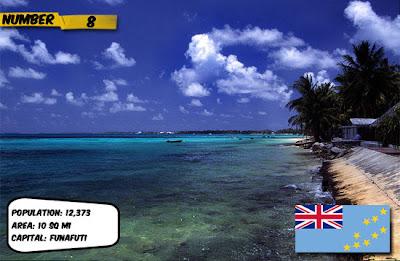 Tuvalu 10 negara yang tidak diakui dunia
