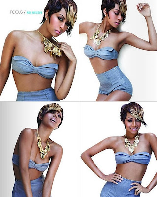 Keri Hilson in 944 Magazine