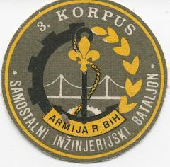Distintivo del HVO (Ejército bosnio-croata)