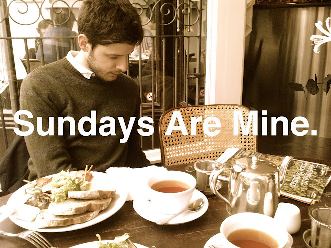 Sundays Are Mine