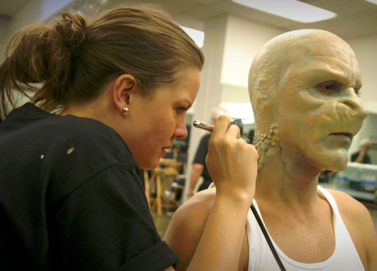 Special Makeup Effects - Movie Makeup