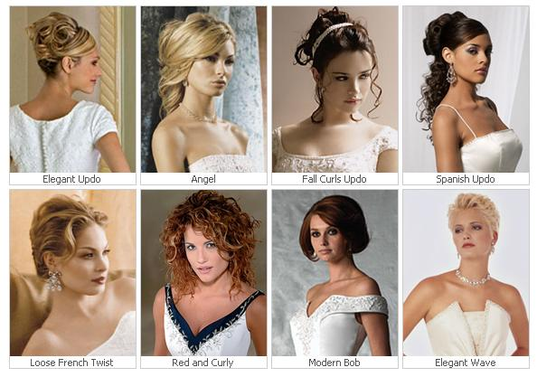 Wedding Hairstyles for long Hair. For long bridal hairstyle,