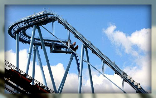 The Griffon, Busch Gardens,