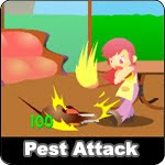 Pest Attack Game