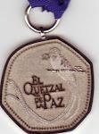 Medalla de La PAZ
