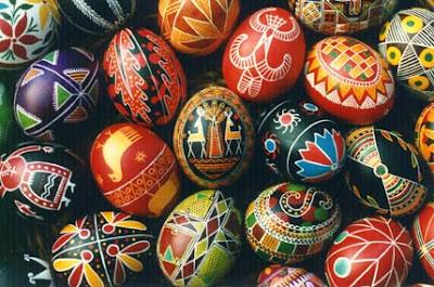 复活节快乐! - 曼昆 - N·格里高利·曼昆的博客