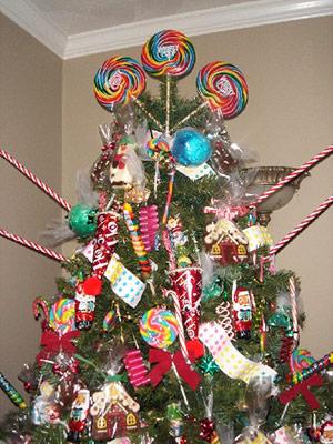 Como decorar un arbol de navidad car interior design - Decoraciones del arbol de navidad ...