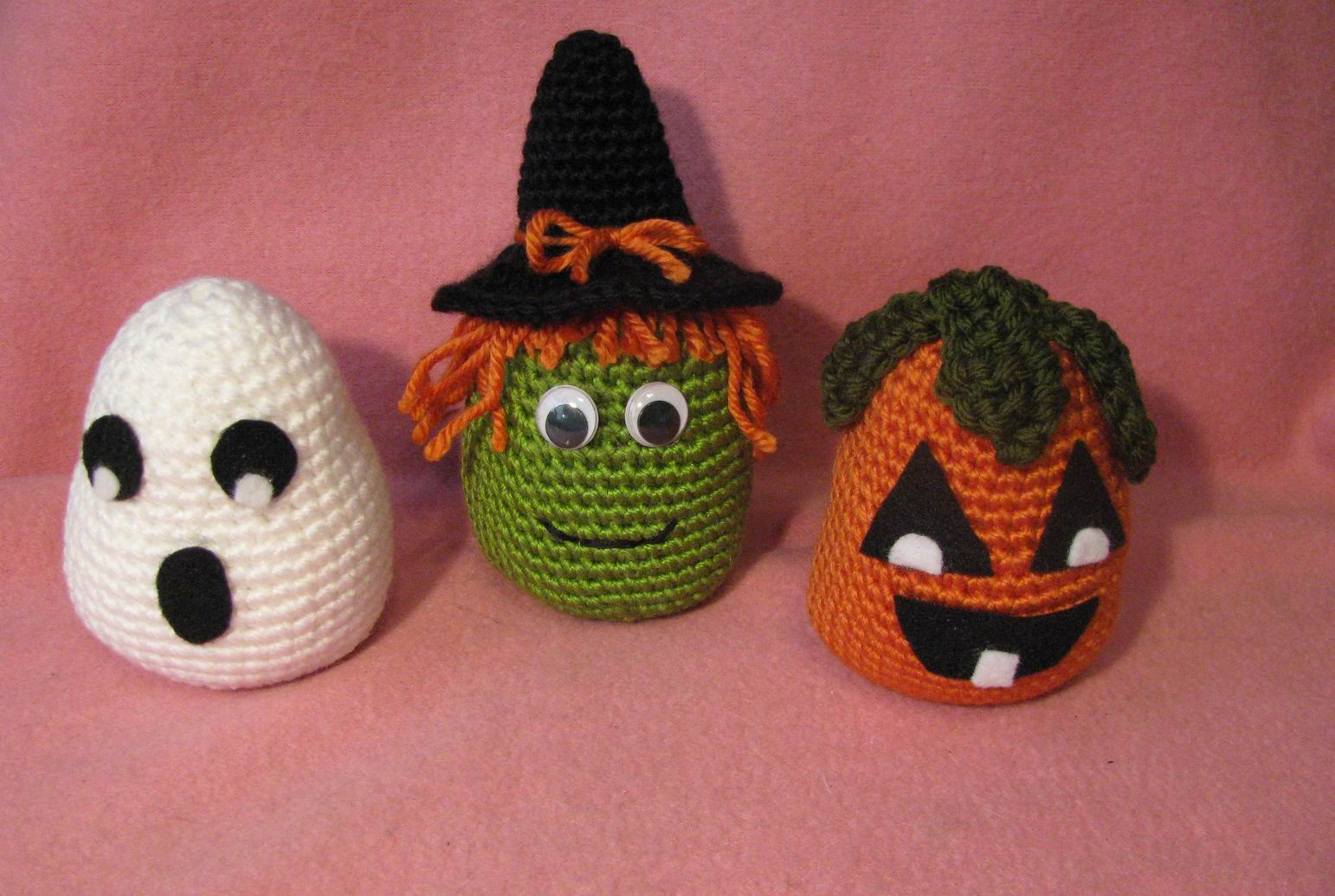Free Crochet Patterns Halloween : Arminas Ami-Nals: New Projects