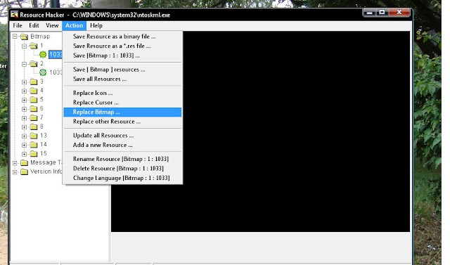 how to change bitmap image to jpeg format
