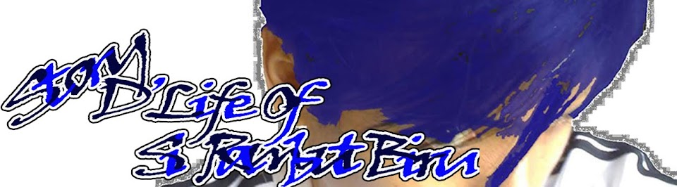 Story D'Life Of Si Rambut Biru