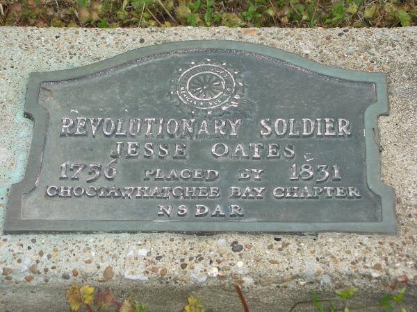 Jesse's DAR marker