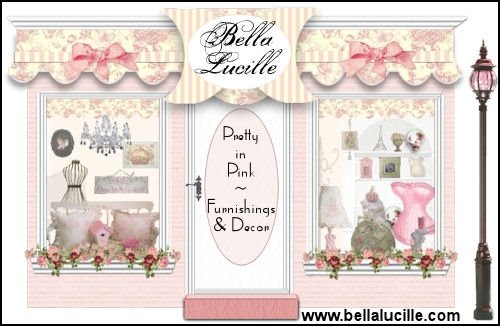 Bella Lucille's Blog