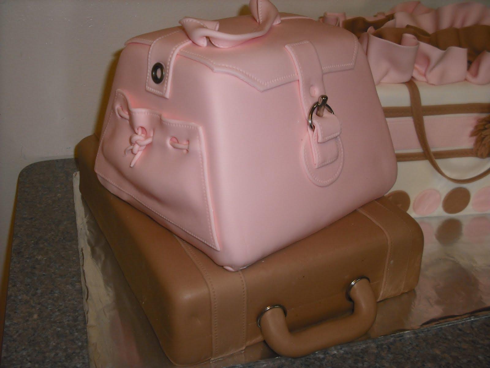 Ashleys Graduation Suitcase