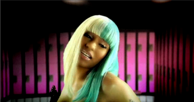 nicki minaj knockout pictures. Nicki Minaj - Knockout