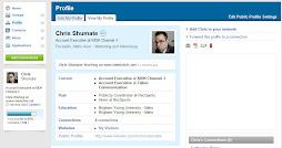 My Linked-In Profile