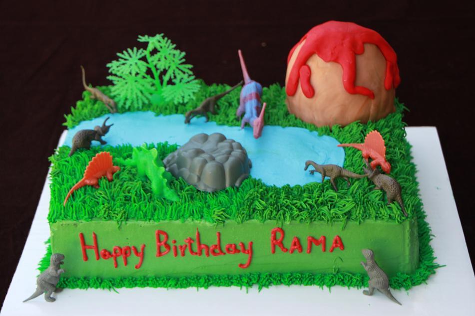 Cake Design Dinosaur : Dinosaur cakes on Pinterest Dinosaur Cake, Dinosaur ...