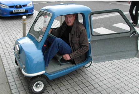 modek14 Ini Dia Foto Foto 15 Mobil Terkecil Di Dunia